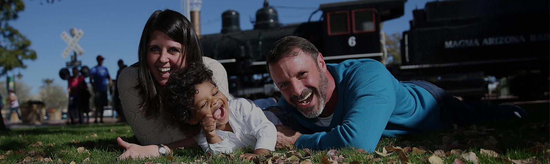 McCormick-Stillman Railroad Park has Fun for the Whole Family!